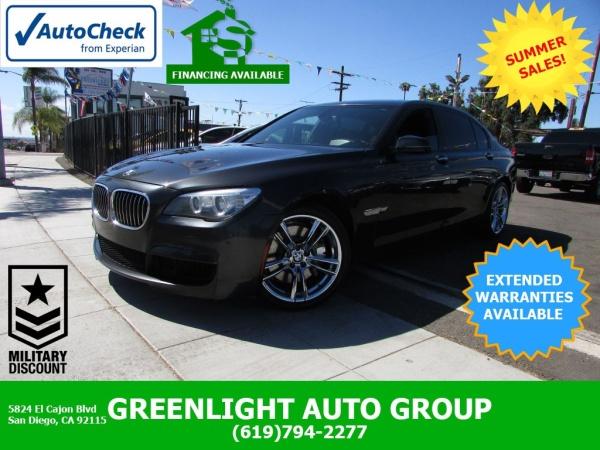 2013 BMW 7 Series 750Li