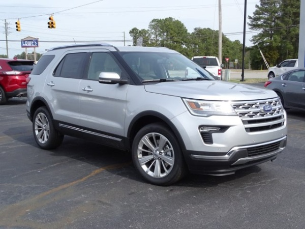 2019 Ford Explorer In Henderson Nc