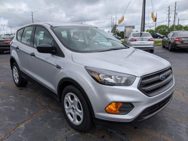 2019 Ford Escape in Henderson, NC