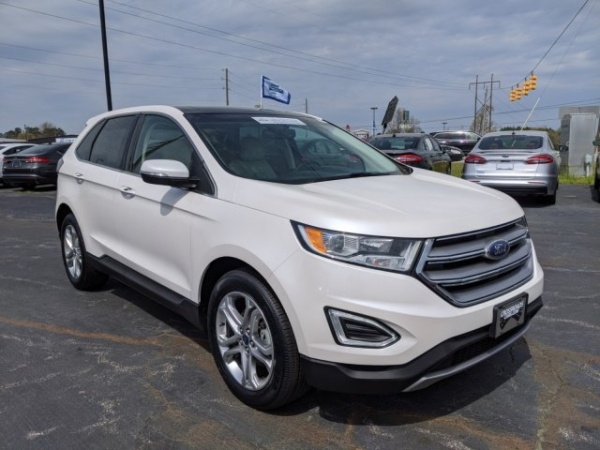 2017 Ford Edge in Henderson, NC