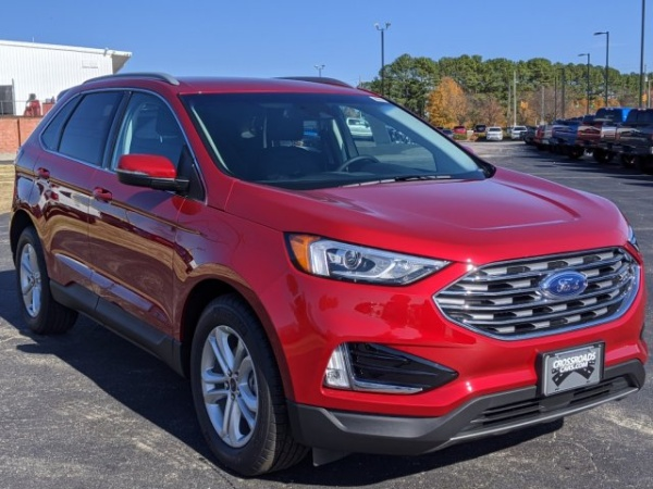 2020 Ford Edge in Henderson, NC