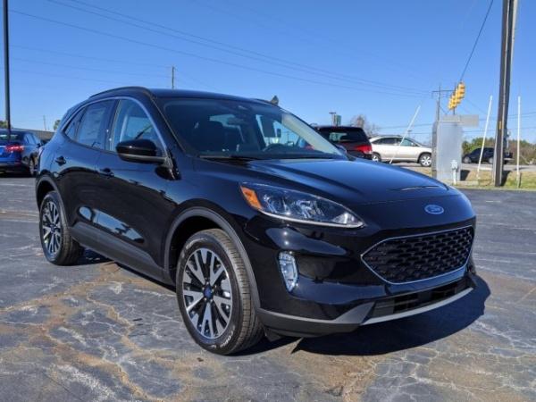 2020 Ford Escape in Henderson, NC