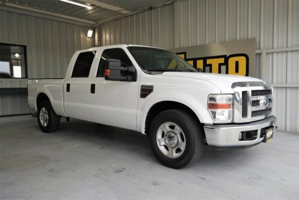 2010 Ford Super Duty F-350 XLT