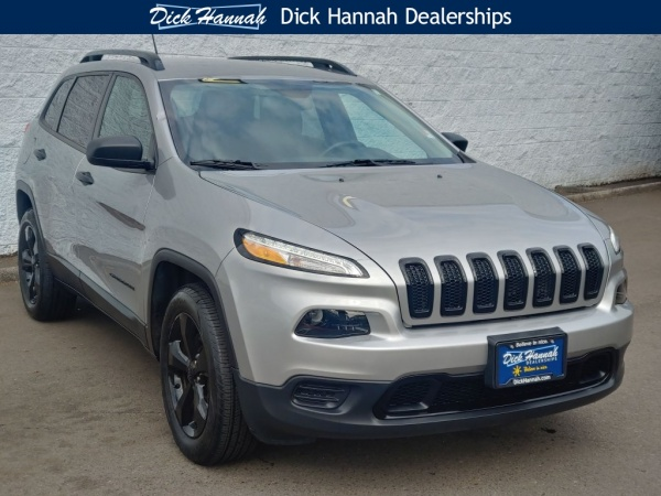 2017 Jeep Cherokee in Gladstone, OR