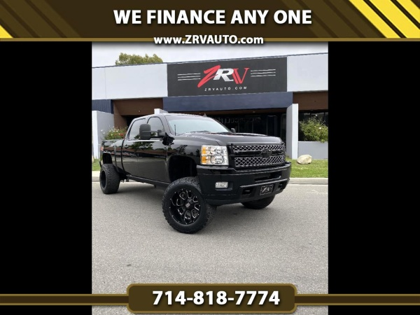 2013 Chevrolet Silverado 2500HD in Brea, CA