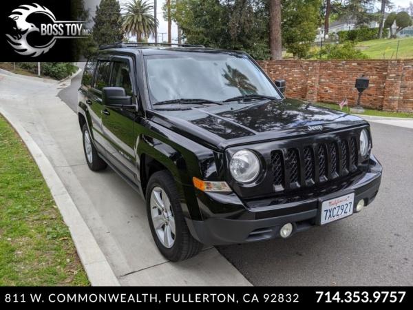 2012 Jeep Patriot in Fullerton, CA