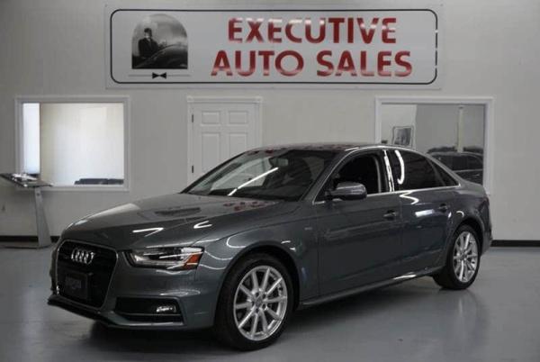 2015 Audi A4 Premium