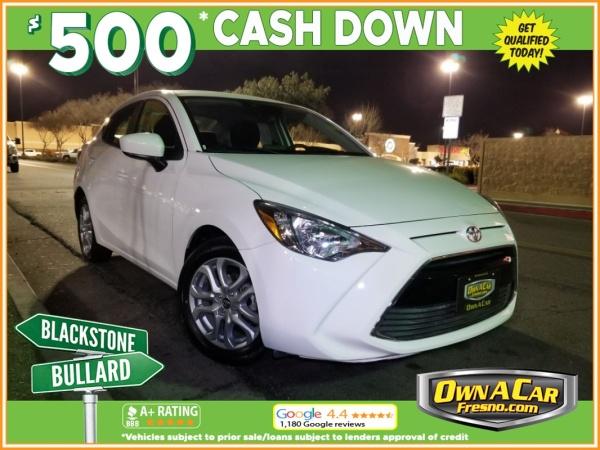 2018 Toyota Yaris iA in Fresno, CA