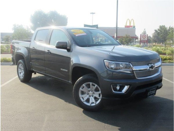 2016 Chevrolet Colorado in Fresno, CA