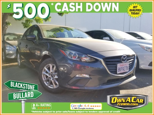 2016 Mazda Mazda3 in Fresno, CA