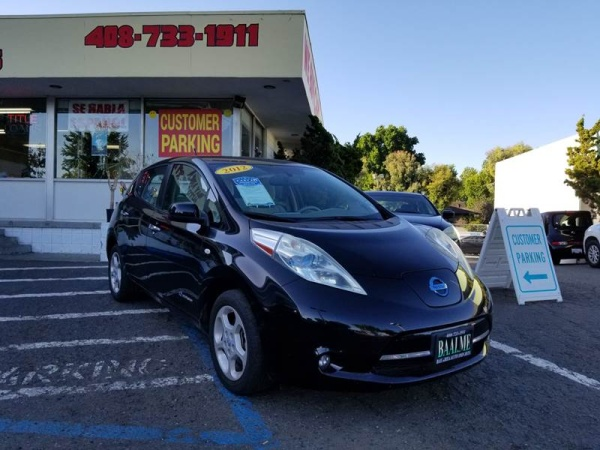 2013 nissan leaf prices reviews and pictures us news world report nissan leaf dealer inventory in mountain view ca 94035 change location freerunsca Choice Image