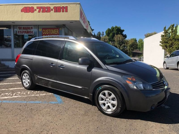 Nissan Quest Dealer Inventory In Mountain View, CA (94035) [change Location]