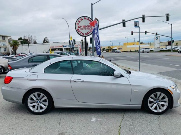 BMW 328I Convertible >> 2011 Bmw 3 Series 328i Convertible Sulev For Sale In San