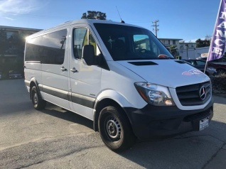 0accf3f592 2016 Mercedes-Benz Sprinter Passenger Van 2500 Standard Roof SWB RWD for  Sale in San