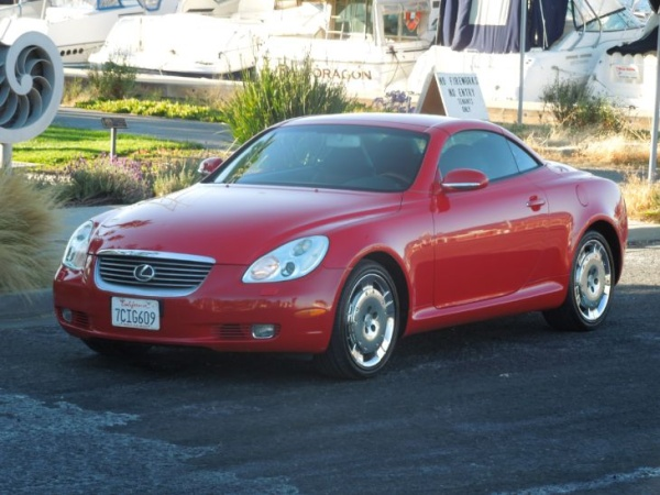 Used Lexus SC for Sale in Oakland, CA   U.S. News & World Report