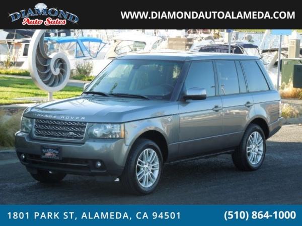 2010 Land Rover Range Rover in Alameda, CA