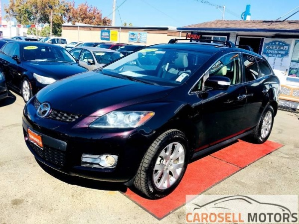 used mazda cx 7 for sale in santa rosa ca u s news world report. Black Bedroom Furniture Sets. Home Design Ideas