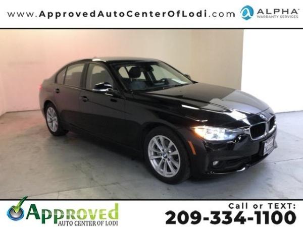 2017 BMW 3 Series 320i
