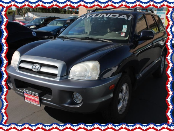 2005 Hyundai Santa Fe in Modesto, CA