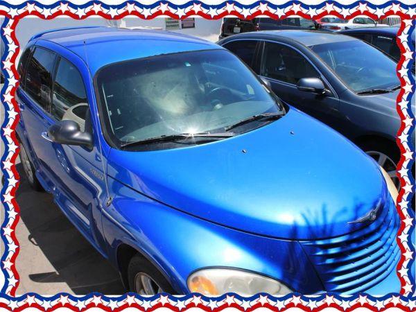 2004 Chrysler PT Cruiser Touring Edition