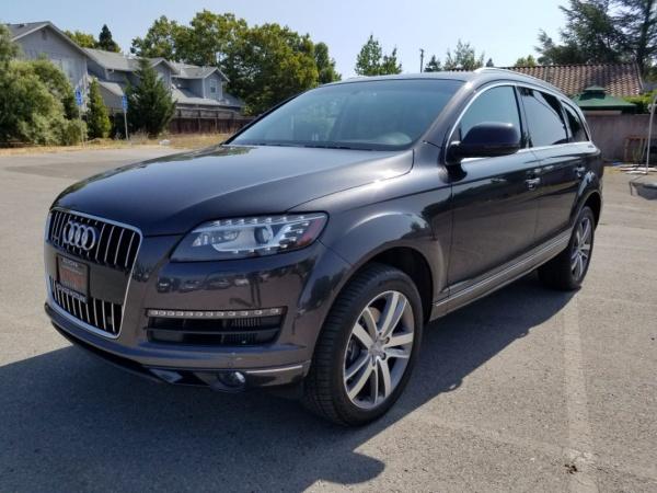 Used Audi Q7 for Sale in Santa Rosa, CA | U.S. News & World Report