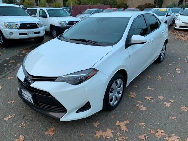 2018 Toyota Corolla in Citrus Heights, CA