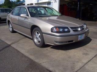 1998 chevy impala interior