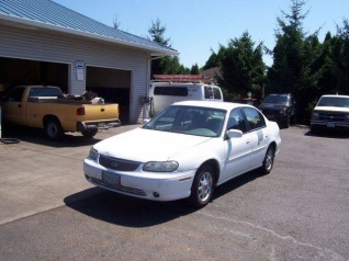 1999 Chevrolet Malibu Ls For In Clacs Or