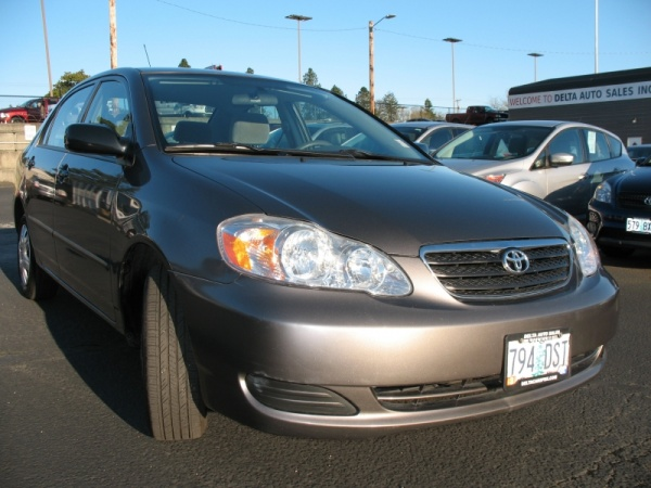 2008 Toyota Corolla in Milwaukie, OR