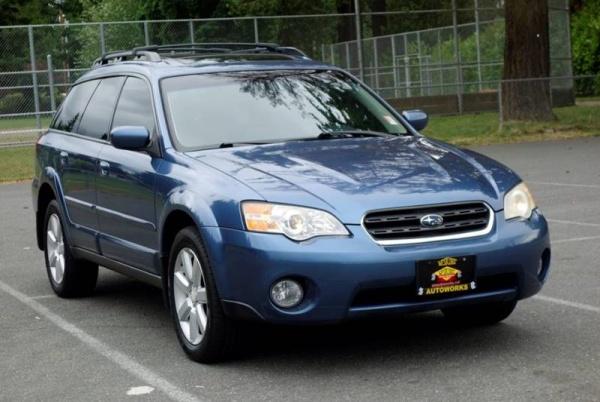 2007 Subaru Legacy