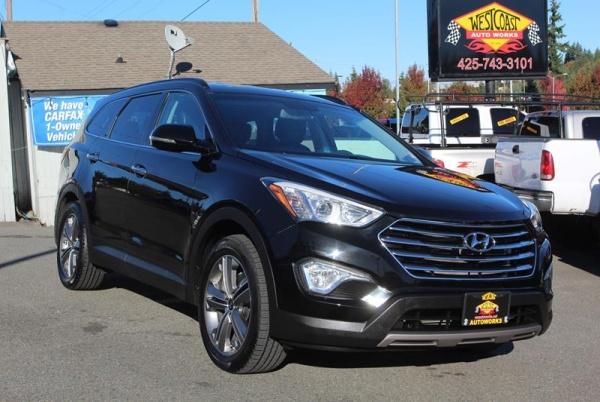 2013 Hyundai Santa Fe Limited