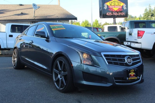2013 Cadillac ATS Owner Satisfaction - Consumer Reports