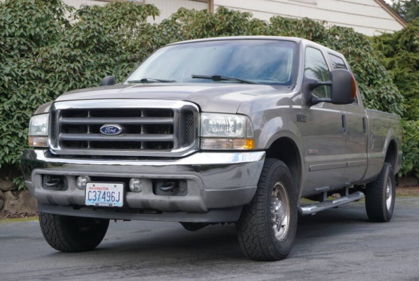 2003 Ford Super Duty F-350 XL