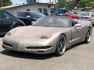 Corvette For Sale >> Used Chevrolet Corvettes For Sale Truecar