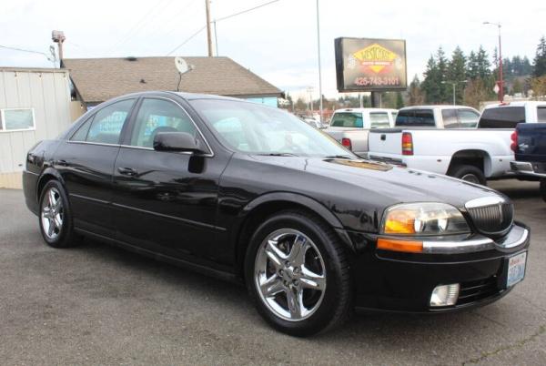 2002 Lincoln LS in Edmonds, WA