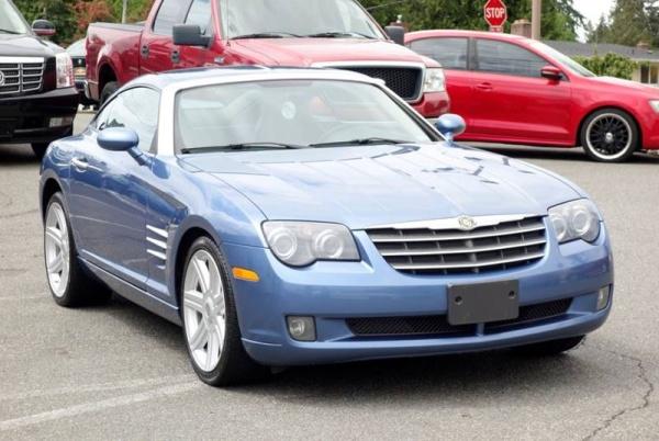 2008 Chrysler Crossfire