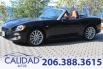 2017 FIAT 124 Spider Lusso for Sale in Burien, WA