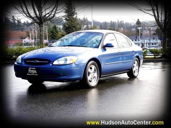 2002 Ford Taurus in Poulsbo, WA
