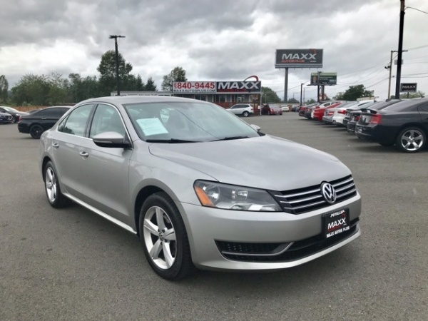 2012 Volkswagen Passat Reviews, Ratings, Prices - Consumer