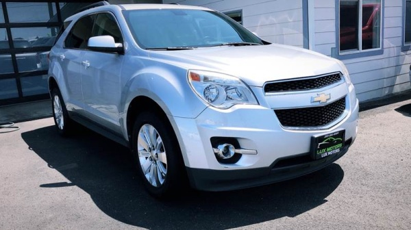2010 Chevrolet Equinox Reviews, Ratings, Prices - Consumer