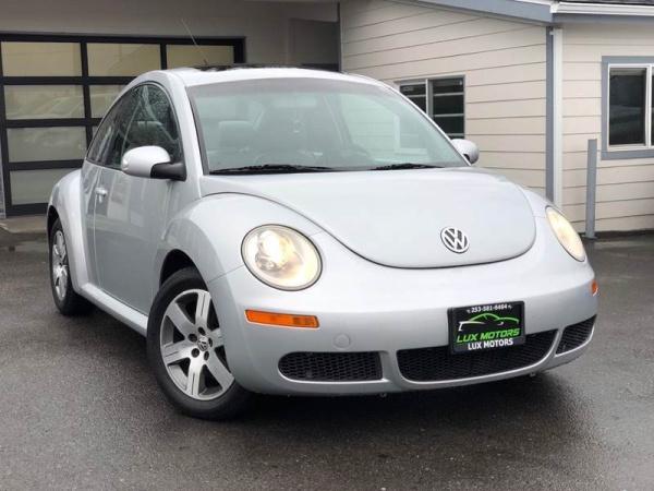 2006 Volkswagen New Beetle in Tacoma, WA