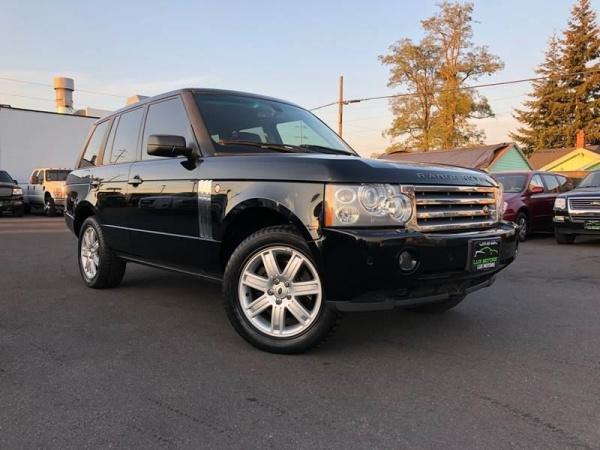 2006 Land Rover Range Rover in Tacoma, WA