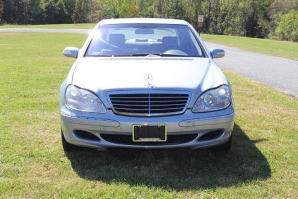 2004 Mercedes-Benz S