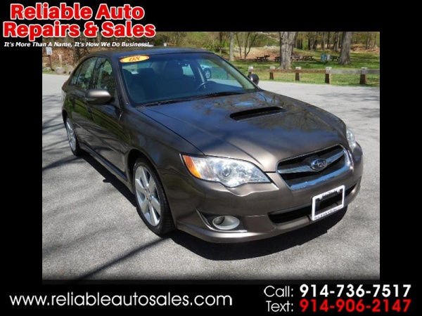 2008 Subaru Legacy 2 5gt Limited Auto For Sale In Peekskill Ny