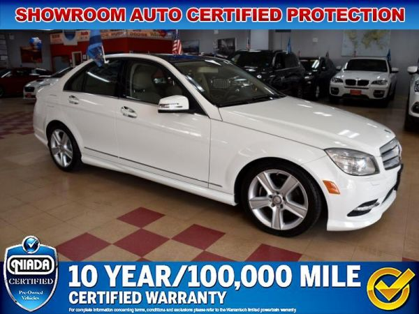 2011 Mercedes-Benz C-Class in Long Island City, NY