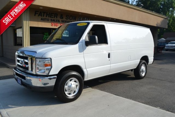 2012 Ford Econoline Cargo Van E-250