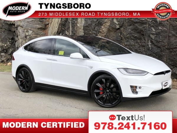 2016 Tesla Model X in Tyngsboro, MA