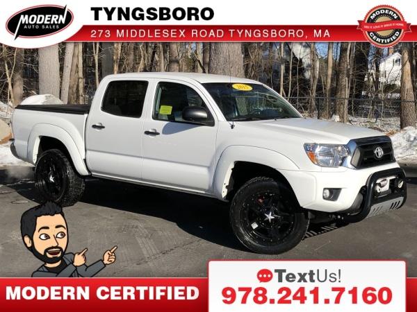 2015 Toyota Tacoma in Tyngsboro, MA