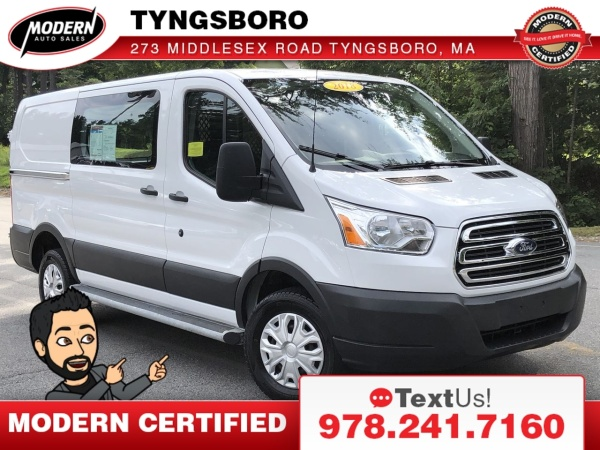 2018 Ford Transit Cargo Van in Tyngsboro, MA
