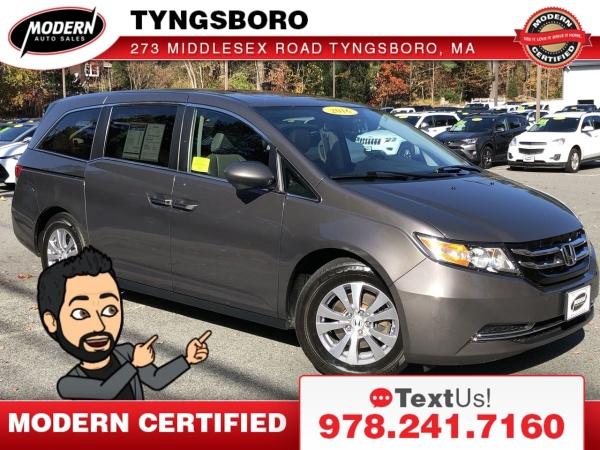 2016 Honda Odyssey in Tyngsboro, MA